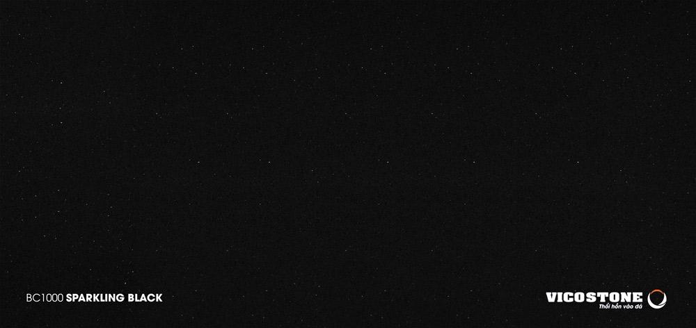 Mẫu đá SPARKLING BLACK BC1000