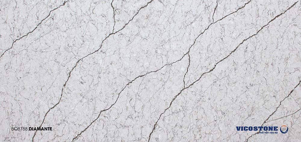 Mẫu đá VICOSTONE DIAMANTE BQ8788